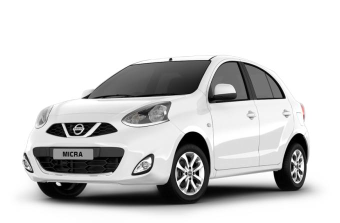 Rent a car in Naxos Nissan Micra