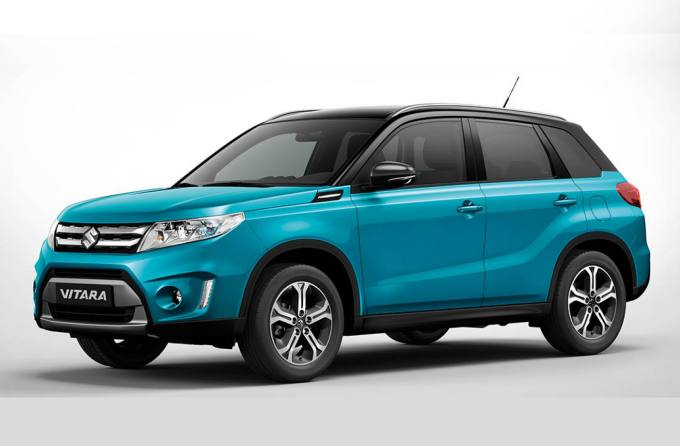 Rent a car in Naxos Suzuki Vitara